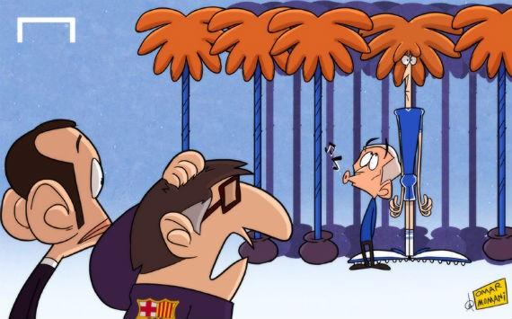 Işte En Komik Futbol Karikatürleri Foto Galerisi 1