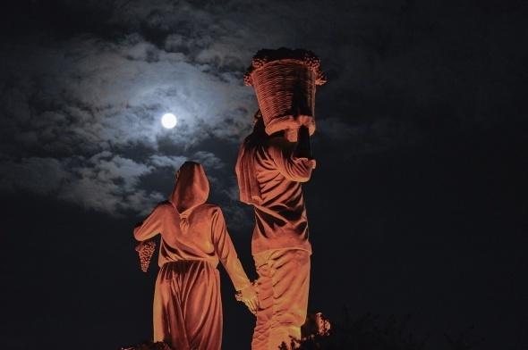 Türkiye'den çekilen Süper Ay fotoğrafları
