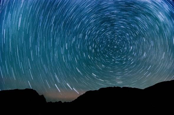 Yıldızların fotoğrafları göz kamaştırdı