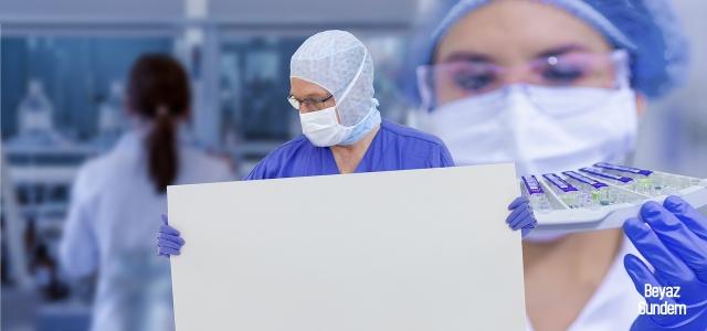 Covid-19 aşısının analizleri başladı