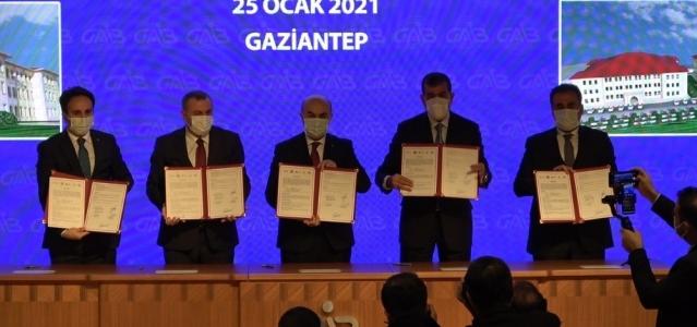 GAİB Midyat Sanat ve Tasarım Fakültesi protokolü yapıldı