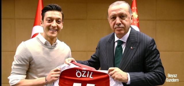 Mesut Özil: Ben her zaman Fenerbahçeliydim