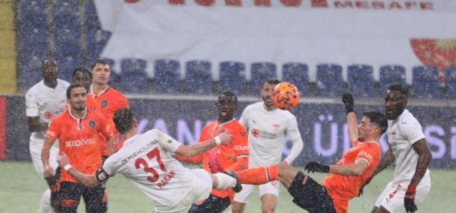 Sivasspor'un yenilmezlik serisi 4 maça çıktı
