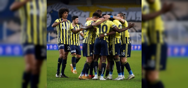 Süper Lig: Fenerbahçe: 3 - Hes Kablo Kayserispor: 0 (Maç sonucu)