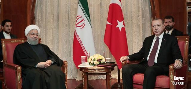 Cumhurbaşkanı Erdoğan, İran'ı ABD'ye karşı destekledi