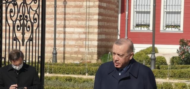 """Cumhurbaşkanı Erdoğan, """"Biz darbenin her türlüsüne karşıyız. Darbeleri kabul etmemiz özellikle mümkün değildir"""""""