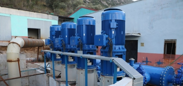 Enerji tasarrufu milli pompalarla sağlanacak