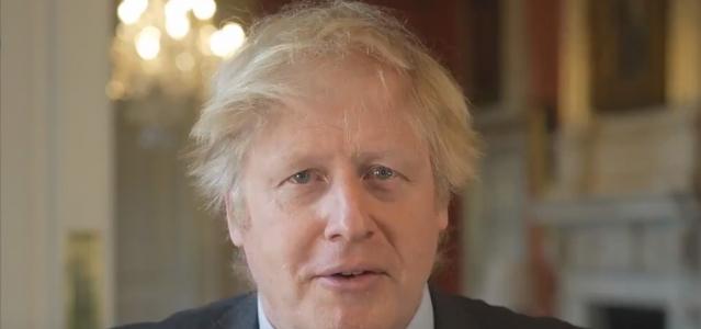 """İngiltere Başbakanı Johnson: """"Aşılamada dönüm noktasına ulaştık"""""""