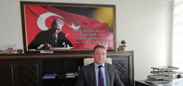 Pazaryeri İlçe Özel İdare Müdürü Mehmet Bahadır görevine başladı