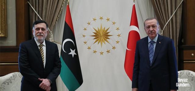 Türkiye'den Libya'ya tam destek sözü iletildi!
