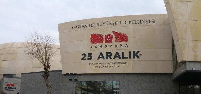 Ziyaretçileri kurtuluş savaşına götüren müze