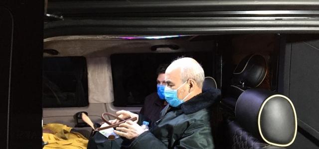 Bildiriye son halini veren emekli Tuğamiral Ergun Mengi adli kontrol şartıyla serbest bırakıldı