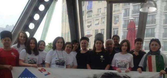 Çerkes Forumu Çerkes Soykırımı'nı kınadı