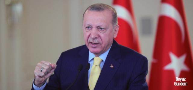 Erdoğan: CHP suç örgütlerine piyonluk işgali altında