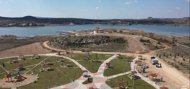 Frig Vadisi'nin Türkiye'nin 2. Kapadokyası olması için gerekli adım atıldı
