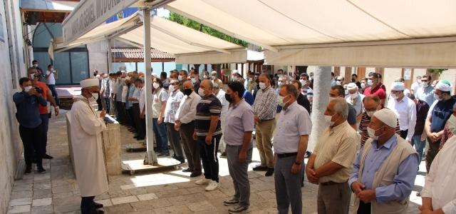 Hayatını kaybeden Filistinliler için Hatay'da gıyabi cenaze namazı kılındı