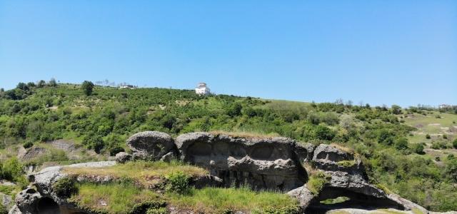 """Karadeniz'in ilk insan yerleşkesi: """" Tekkeköy mağaraları"""""""