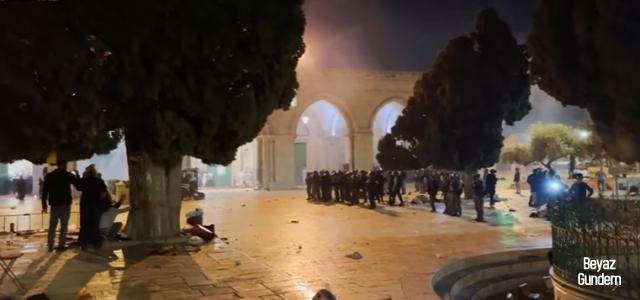 Kudüs ve Mescid-i Aksa'dan Canlı Yayın!