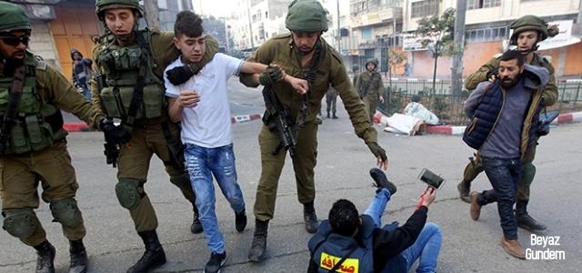 Kudüs'te Filistinlilere yönelik saldırılar devam ediyor