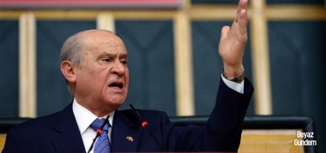 MHP Lideri Bahçeli: İsrail hükümetini lanetliyorum