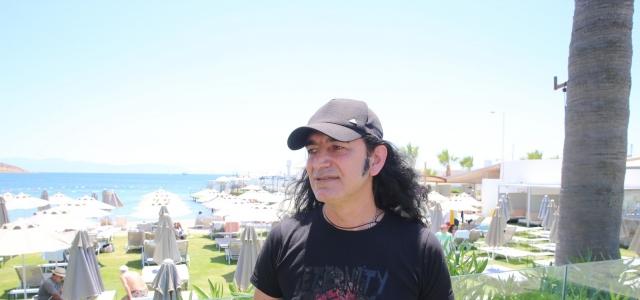 """Filistin için """"Yıkılsın İsrail"""" şarkısı söyleyen Murat Kekilli: """"İsrail'e değil, Filistin'e gitmek isterim"""""""