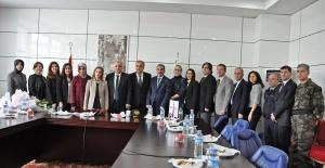 Elazığ'da şehit ailelerine destek kampanyası