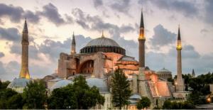 Ayasofya#039;da 1 milyon Müslüman...