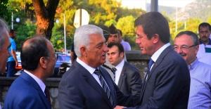 Ekonomi Bakanı Zeybekci Muğla'da