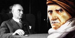 Said Nursi de M. Kemal Atatürk'ü namaz için çok sert uyarmış