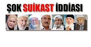Bediüzzaman Said Nursi'nin talebelerine suikast iddiası