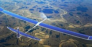 Facebook'dan güneş enerjili dev uçak herkese internet ulaştıracak