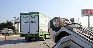Afyonkarahisarda trafik kazası:...