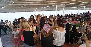 Bursada kadınların ücretsiz deniz...