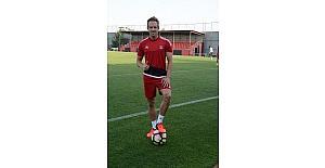 Gaziantepspor'un yeni transferi umutlu konuştu
