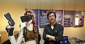 Öğrenciden yüzde 100 yerli sanal gerçeklik oyunu