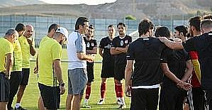 Sivassporda Mersin İdman Yurdu...