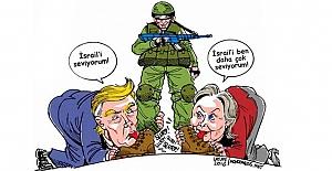 ABD Başkan adaylarının #039;katliam...