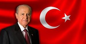 MHP lideri Devlet Bahçeli polemiğe hayır OHAL'e devam dedi