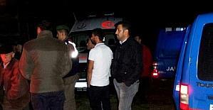 Sinop'ta 2 katlı ev çöktü: 1 ölü, 1 yaralı
