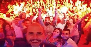 Suriye#039;de gece eğlencesi sabaha...