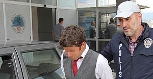 Yolcunun cep telefonunu vermeyen muavine adli kontrol