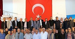 """""""15 Temmuz Demokrasi Mücadelesi"""" Akseki'de konuşuldu"""