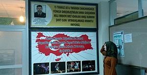 quot;15 Temmuz Demokrasi Şehitleri...