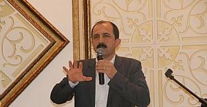 """AK Parti İl Başkanı Göksel: """"Yeni anayasa şart"""""""