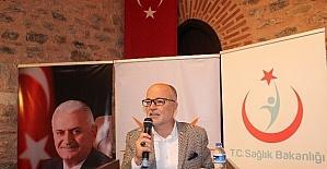 Ak Parti Osmangazi'den meme kanseri semineri