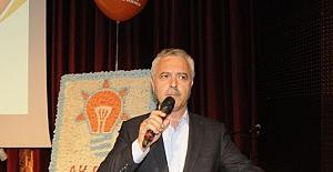 AK Parti Uşak İl Danışma Meclisi...