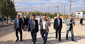 AK Parti Yerel Yönetimler Başkan Yardımcısı Koca'dan, Karaman'ı ziyaret etti
