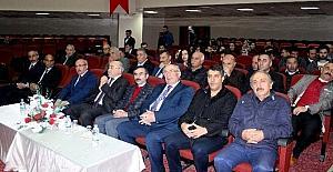 """""""Asırlık Soykırım Yalanı"""" projesinin son toplantısı Erzurum'da yapıldı"""