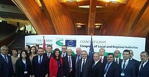 Avrupa Konseyi'ne 15 Temmuz vurgusu