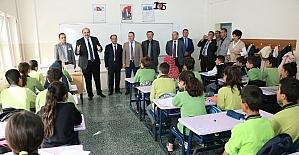 Aziziye Belediyesi eğitime desteğini sürdürüyor